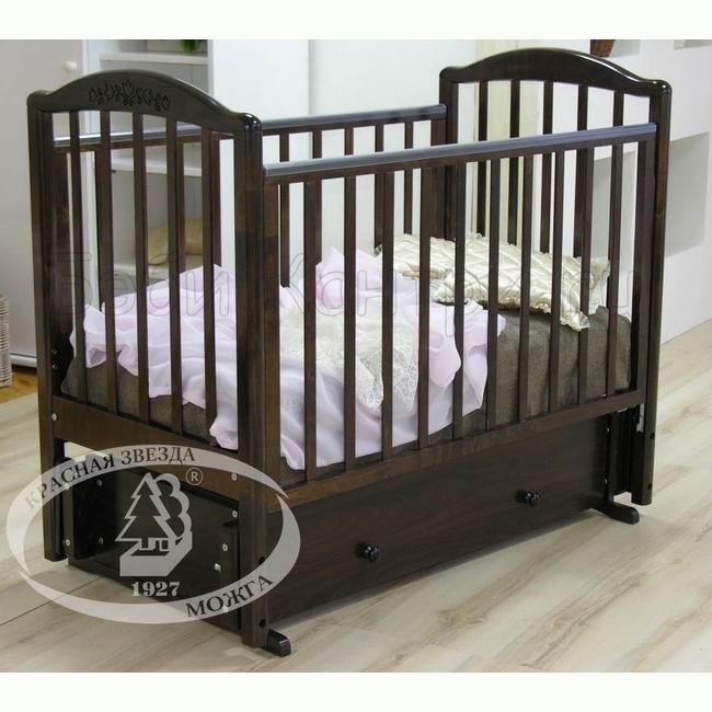 Кровать детская Руслан Можга С