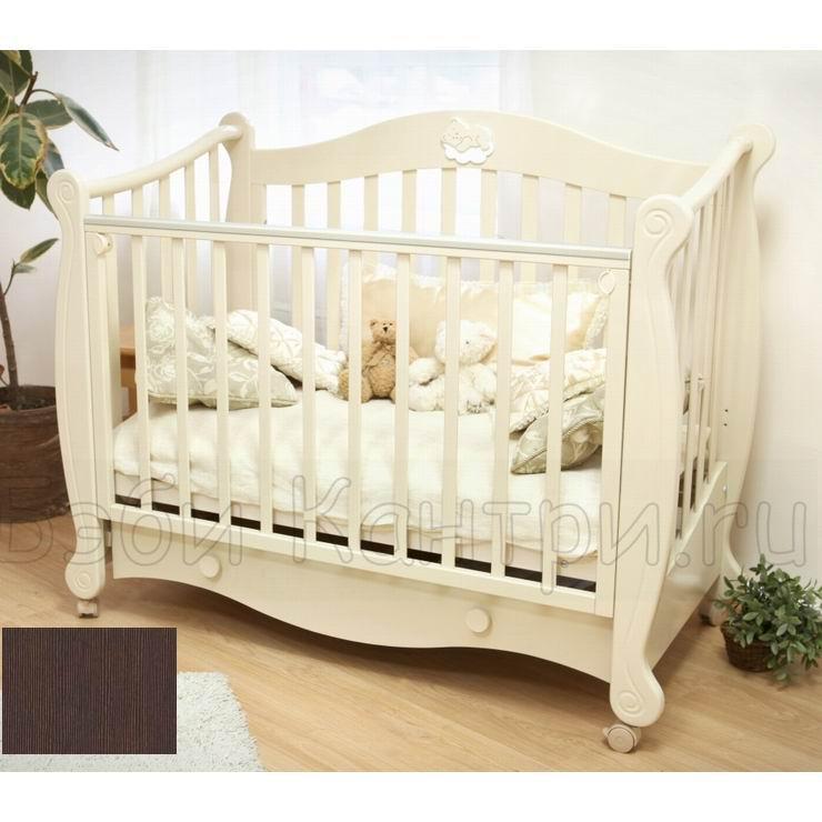 Кровать детская Можга Красная