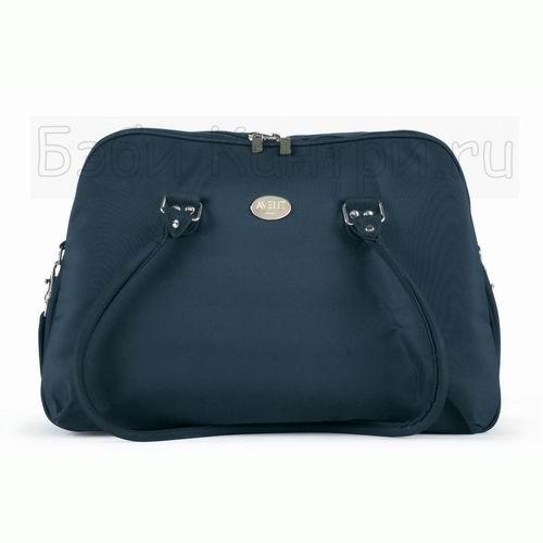 Дорожная сумка молодой мамы Avent 81130 (SCD149/60) черная.