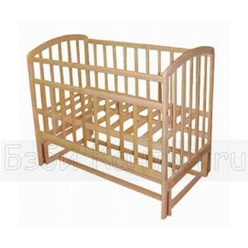 Кроватка детская Фея 312