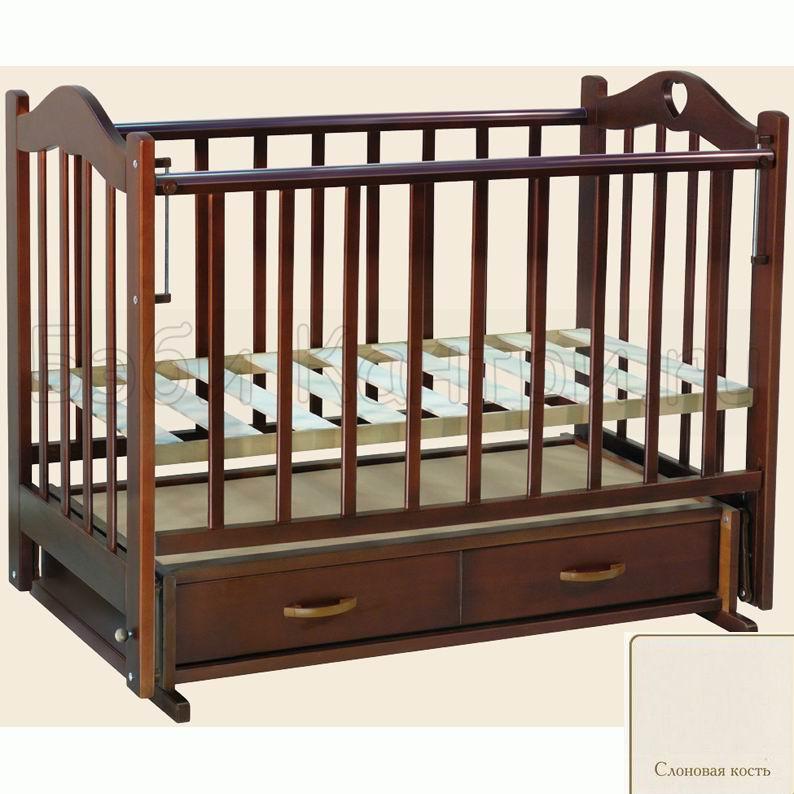 Детская кроватка Ведрусс Лана