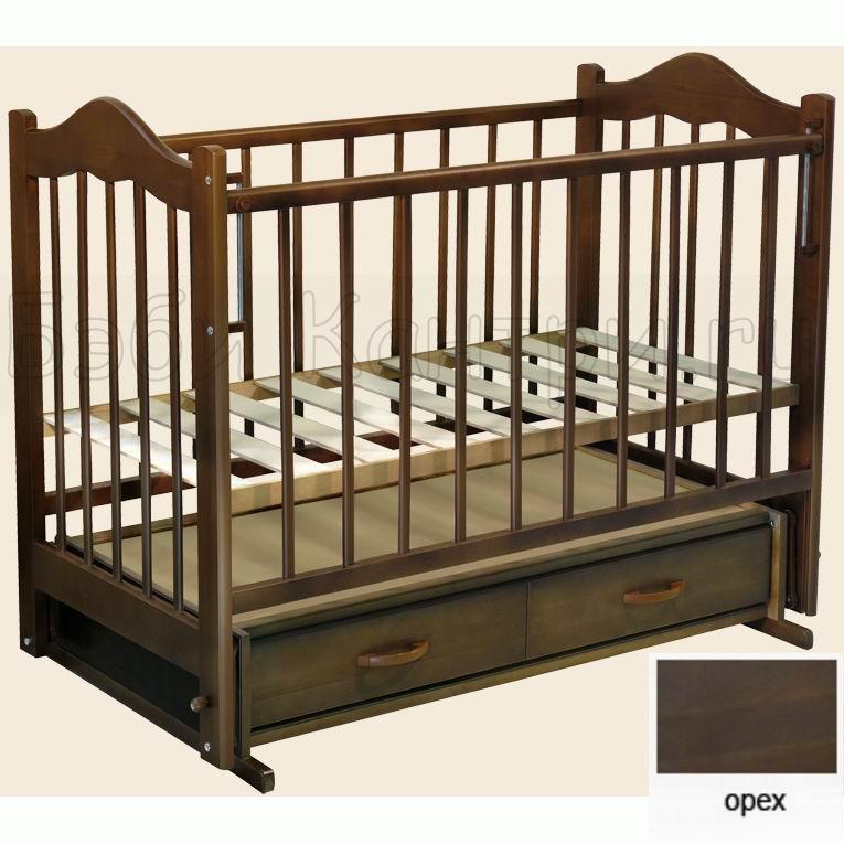 Детская кроватка Ведрусс Кира