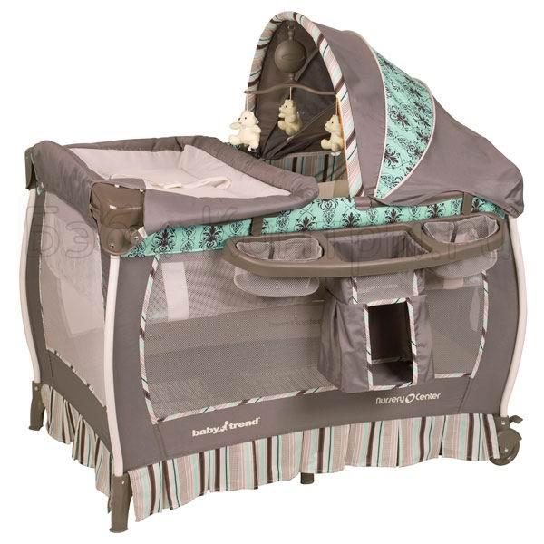 Манеж-кровать Foppapedretti