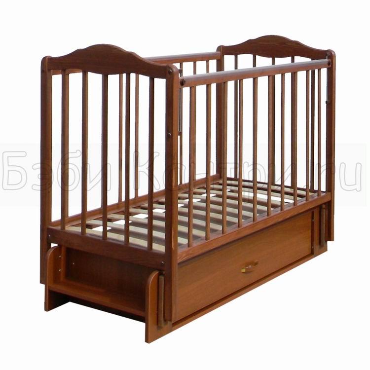 Кроватка детская универс.