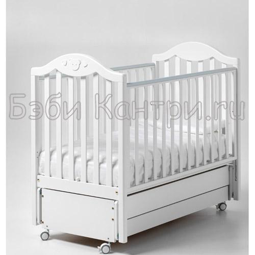 Детская кроватка-маятник Baby