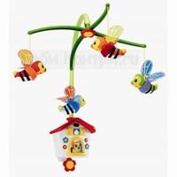 Chicco (игрушки) Chicco Карусель на кроватку Пчелиный домик.
