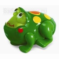 Chicco (игрушки) Жабка Chicco ПРОКАТ.  Фотография 1.