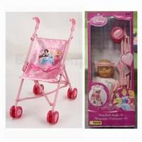 Купить Коляска-трость с куклой (princess) baby-aura.ru.