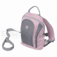 Детский рюкзачок First Bag со съемным подстраховывающим ремешком Red...