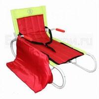 Продаю складные санки-коляска для перевозки детей в сидячем положении.