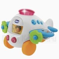 Фотографии детской игрушки Chicco Музыкальный Самолет (Чико)