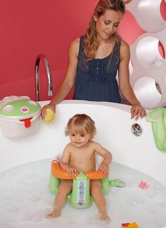 Сиденье для ванны Ok Baby Crab Краб